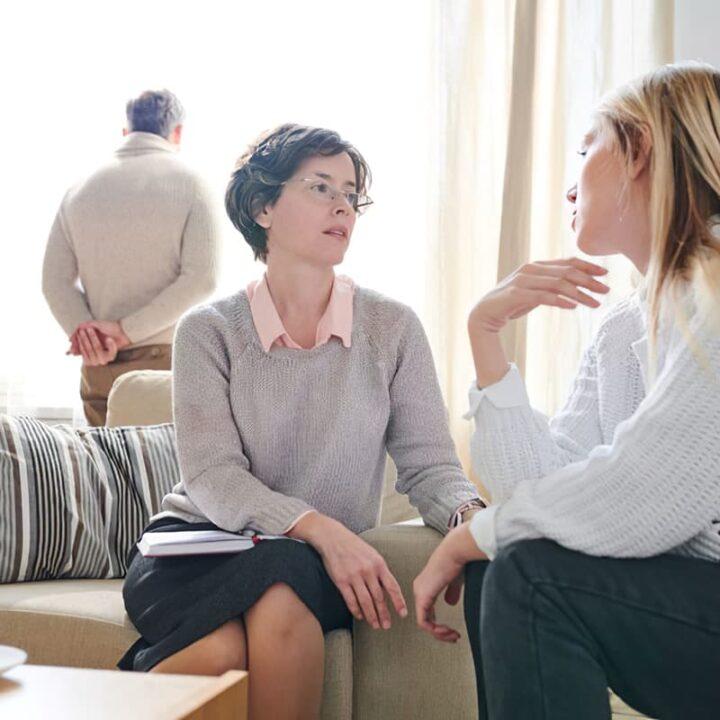 Сложные родственники: как снизить накал страстей?